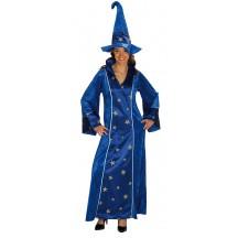 Kouzelnice - kostým s kloboukem