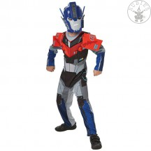 TF Robots in Disguise Optimus Prime Deluxe Child x