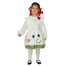 Dívčí karnevalový kostým Štístko