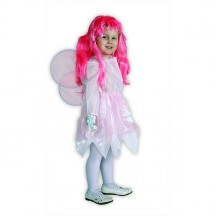 Víla s křídly - dětský kostým