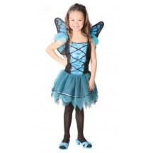 Motýlek - kostým s křídly