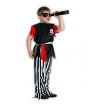 Pirát - dětský karnevalový kostým