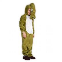 Krokodýl -karnevalový kostým