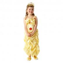Kostým Belle Classic s doplňky - licenční kostým