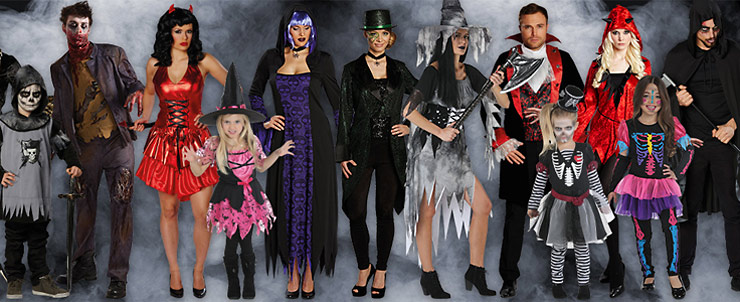 HALLOWEEN 2016 - Karneval-party.cz