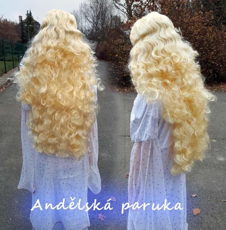 Andělská paruka